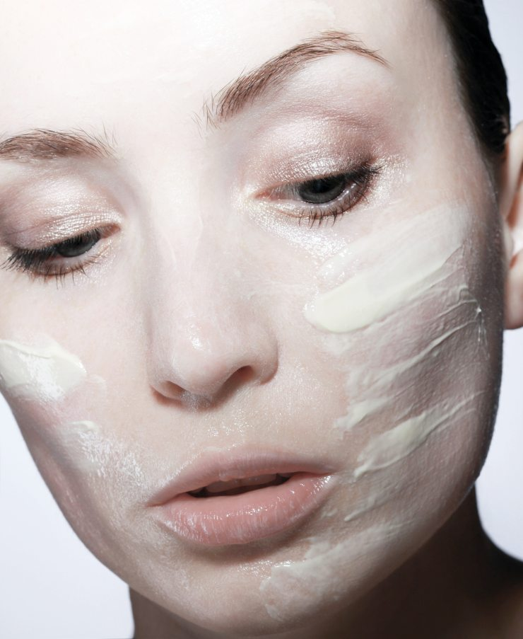 close-up-photo-of-woman-with-face-cream-3686824